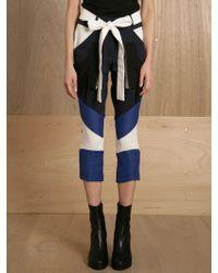 Ohne Titel - Womens Zip Pocket Trousers - Lyst