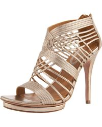 Elie Tahari - Colby Strappy Sandal - Lyst