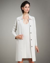 TSE - Milano Long Jacket - Lyst