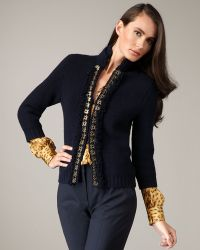 Rachel Roy - Fringe Sweater - Lyst