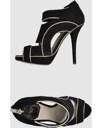 Dior Shoe Boots black - Lyst