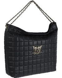 Love Moschino | Large quilted shoulder bag | Lyst
