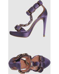 Les Tropeziennes Platform Sandals - Lyst