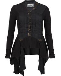 AllSaints Partha Jacket - Lyst