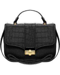 ASOS - Asos Square Croc Lock Mini Grab Bag - Lyst