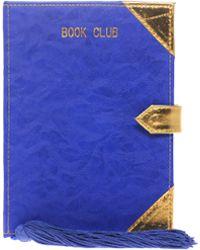 ASOS Collection Asos Book Clutch - Lyst