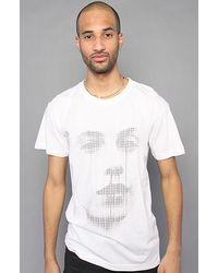 KR3W The Cry Premium Tee in White - Lyst