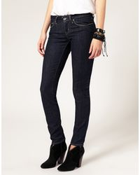 Levi's Levis Curve Id Bold Curve Superstretch Skinny Jeans - Lyst