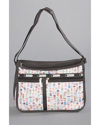 LeSportsac The Deluxe Everyday Bag in Kokeshi - Lyst