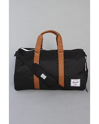 Herschel Supply Co. The Novel Duffle Bag in Black - Lyst