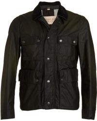 Burberry Brit - Alabaster Jacket - Lyst