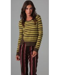 Thakoon - Striped Sweater - Lyst