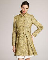 Dior - Tweed Coat - Lyst