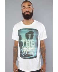 KR3W The Channel Premium Tee in White - Lyst