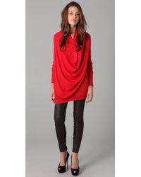 JNBY | Convertible Upside Down Sweater | Lyst