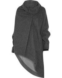 Vivienne Westwood Red Label - Oversized Wool-blend Coat - Lyst