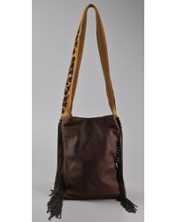 House of Harlow 1960 - Nadine in Brown/leopard Pony - Lyst