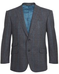 Richard James Prince Of Wales Check Jacket - Lyst