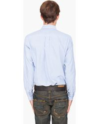 Shades of Grey by Micah Cohen - Standard Button Down Shirt - Lyst