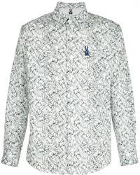 Peter Jensen - Digital Print Shirt - Lyst