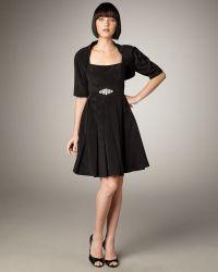 Bigio Collection - Bolero & Shift Dress - Lyst