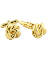 David Donahue Knot Cuff Links - Lyst