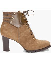 Diane von Furstenberg Goldie Boots - Lyst
