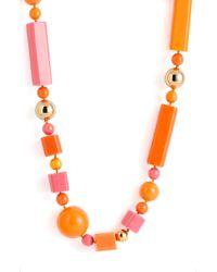 Kate Spade Jawbreaker Jewels Necklace - Lyst