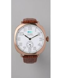 La Mer Collections - Vintage Oversized Watch - Lyst