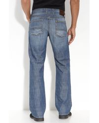 Lucky Brand 361 Vintage Straight Leg Jeans (ol Hobby Copter Wash) - Lyst