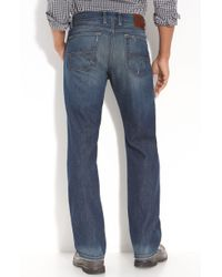 Lucky Brand 329 Classic Relaxed Straight Leg Jeans (ol Venus Wash) - Lyst