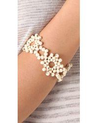 Madewell - Enamel Beaded Bracelet - Lyst