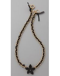 Marc By Marc Jacobs - Admiral Ribbon Star Necklace - Lyst