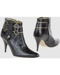 Sebastian High Heeled Boots - Lyst