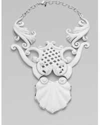 Isaac Mizrahi Draper Necklace - Lyst