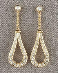 Di Modolo - Fiama Teardrop Earrings - Lyst