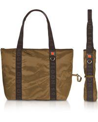 Giorgio Fedon Airlines - Foldable Large Tote Bag