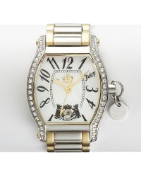 Juicy Couture - Two-tone Dalton Watch - Lyst