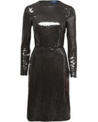 Peter Som - Sequin Dress - Lyst