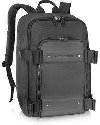Porsche Design - Cargon 2.0 - Black Front Pocket Backpack - Lyst