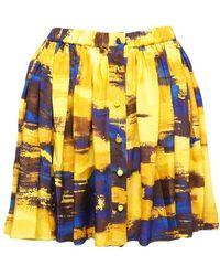 Thakoon - Button Front Skirt - Lyst