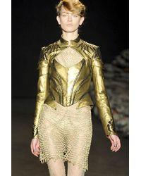 Jen Kao | Strass Lace Wing Dress | Lyst