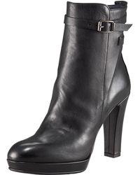 Alberto Fermani High-heel Ankle Boot - Lyst