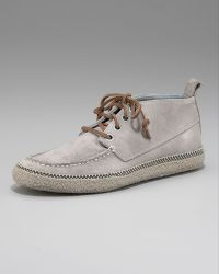 Seavees | 09/65 Bayside Moccasin, Gray | Lyst