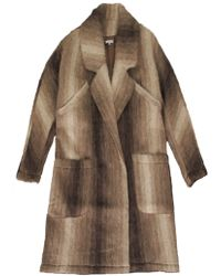 Surface To Air Maxi Coat - Lyst