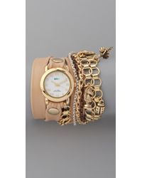 La Mer Collections - Palm Springs Vintage Charms Watch - Lyst