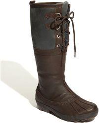 Ugg Belcloud Boot (women) - Lyst