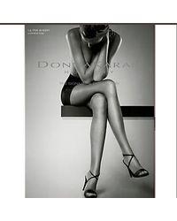 Donna Karan New York Ob108 - Nude Ultra Sheer Sandalfoot Control Top Pantyhose - Lyst