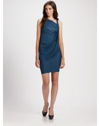Doo. Ri Draped Tank Dress - Lyst