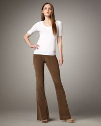 Sold Denim - Boot-cut Corduroy Pants, Tan - Lyst